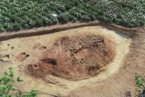 의성군, 도굴로 방치된 폐고분 발굴